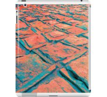 Square Stones Pathway Number 18 iPad Case/Skin