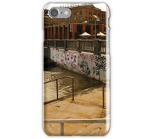 Stairs into Water, San Francisco iPhone Case/Skin