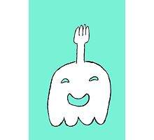 Hi Five Ghost Photographic Print
