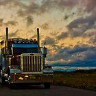 Truck Stop Sky by Scott Ruhs