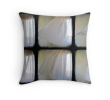 Time Goes By - TTV Polyptych Throw Pillow
