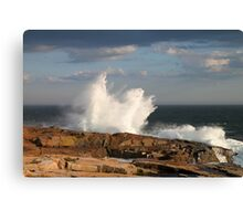 'Heavy Surf After the Storm' Canvas Print