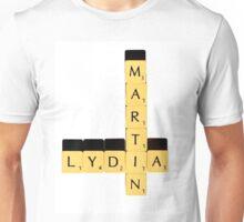 Lydia Martin | Scrabble Unisex T-Shirt