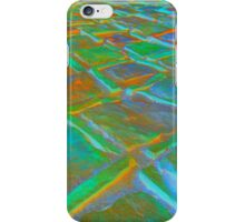 Square Stones Pathway Number 28 iPhone Case/Skin