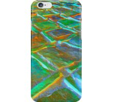Square Stones Pathway Number 29 iPhone Case/Skin