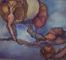 Transitioning I by Ellen Keagy