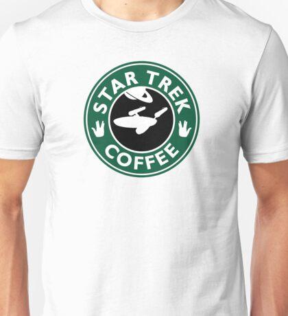 Star Trek Coffee Unisex T-Shirt