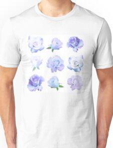 pastel roses Unisex T-Shirt