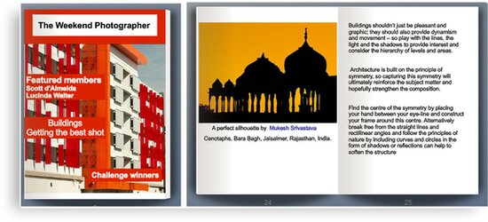 The Magazine by The Weekend Photographer Group by Mukesh Srivastava