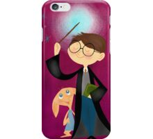 Harry Potter and Dobby iPhone Case/Skin