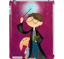 Harry Potter and Dobby iPad Case/Skin