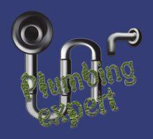 Plumbing Expert - T-Shirt