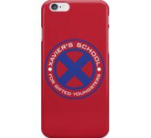 Xaviers School iPhone Case/Skin