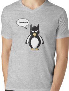 I'm Batuin Mens V-Neck T-Shirt