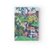 Japanese Garden  Hardcover Journal