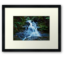 Leura Cascades - Blue Mountains NSW Framed Print