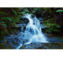 Leura Cascades - Blue Mountains NSW Photographic Print