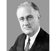 Franklin Delano Roosevelt  Photographic Print