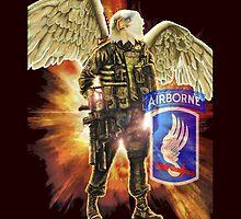 """""""Sky Soldier - Airborne"""" by Omar  Mejia"""