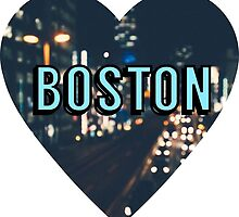 Boston Heart by allyroos