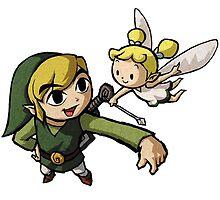 The Legend Of Zelda : Wind Waker - Link by Neiqo