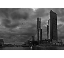Southbank Storm - Melbourne Photographic Print
