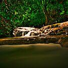 Cascade Waterfalls by Stephen Johns