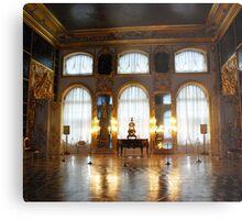 Entertaining room- Catherine's Palace Metal Print
