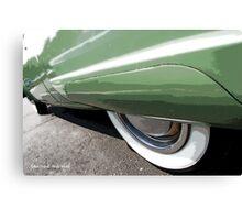 Classic Car 154 Canvas Print