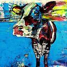 'Cow' by Cat Leonard