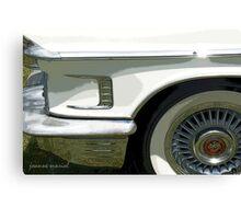 Classic Car 155 Canvas Print