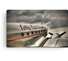 Niki DC3 - The HDR Way Canvas Print