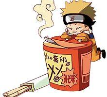 Naruto by Neiqo