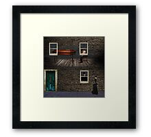 The Accounting Framed Print