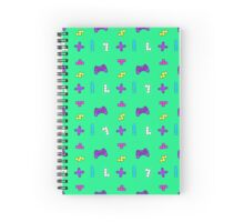 Video Games Spiral Notebook