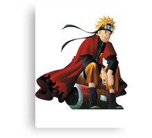 Naruto - Naruto Sennin Canvas Print