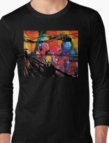 Nebular Scream Long Sleeve T-Shirt