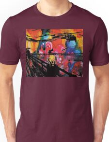 Nebular Scream Unisex T-Shirt