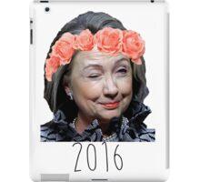 Ya Gurl Hillary 2016 iPad Case/Skin