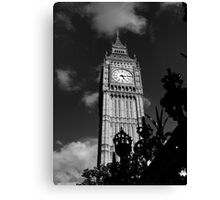 The Lord Ben Canvas Print