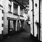 Polperro, Cornwall by Lissywitch