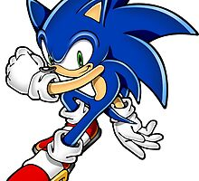 Sonic the Hedgehog by Pieisgood45