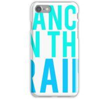 Dance In The Rain iPhone Case/Skin