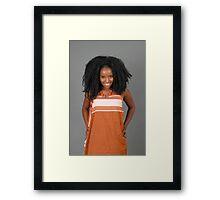 Vqee Framed Print