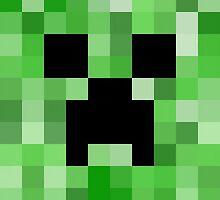 Minecraft Creeper by joelaah