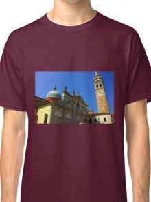 Cathedral with Dome and Tower Classic T-Shirt