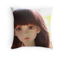 in love with love Throw Pillow