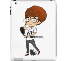 Super Junior - Chibi Heechul iPad Case/Skin