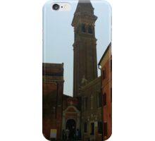 Venetian Bell Tower iPhone Case/Skin