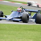 Tyrrell 009 by MSport-Images